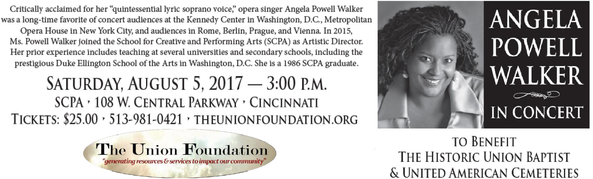 Union Foundation Concert