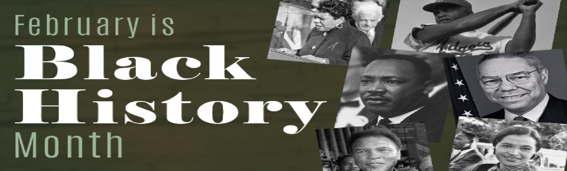 Black History Observance 2018