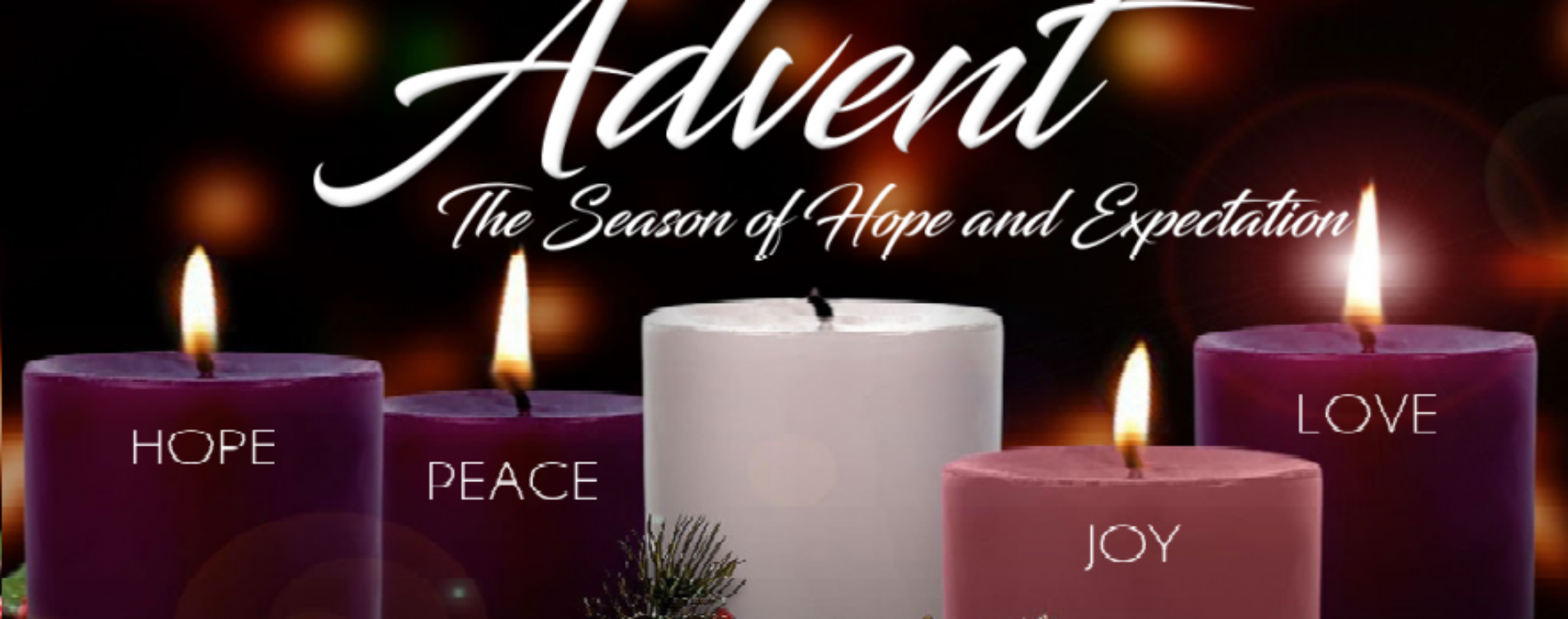 December Season of Advent – 2-2