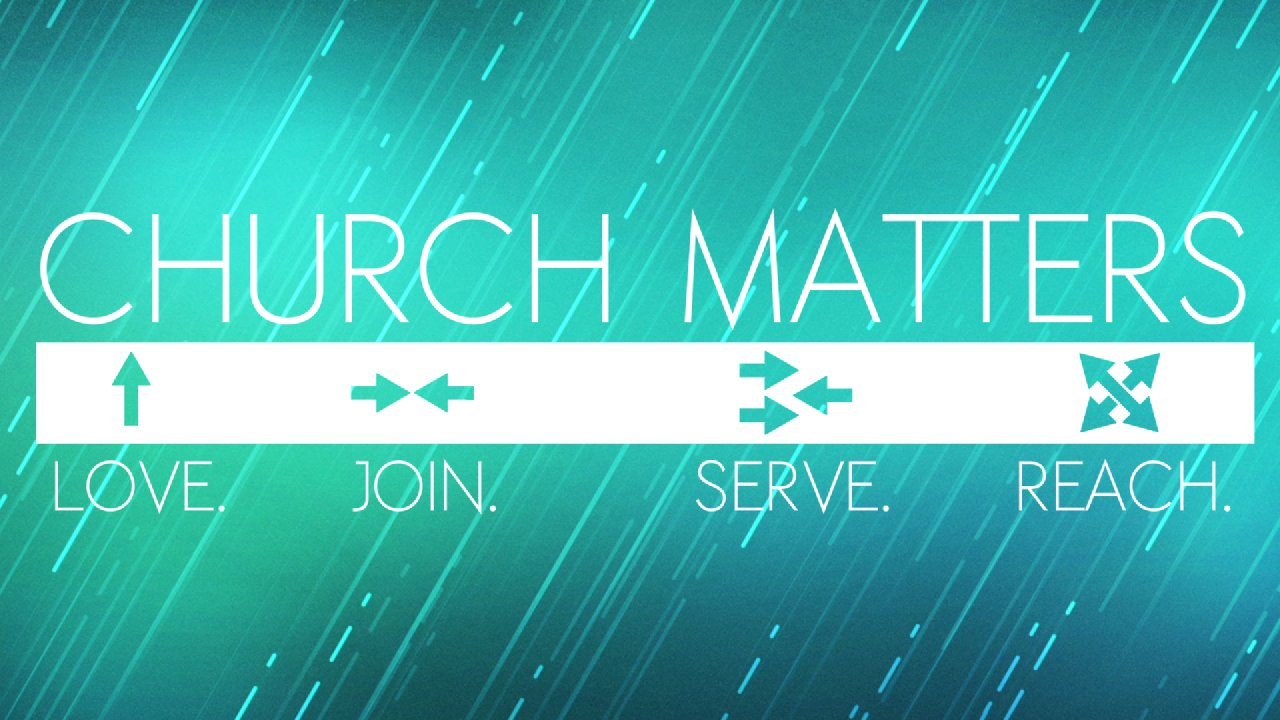 Church Emphasis Banner